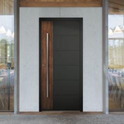 Porte alluminium top