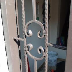 Porte blindee maison wenge 30