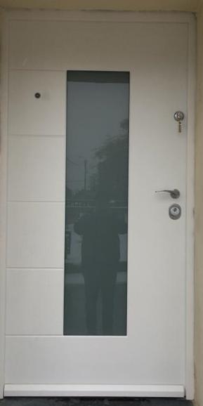 Porte dessin blanc