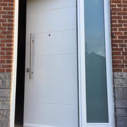 Porte entree dessin 2